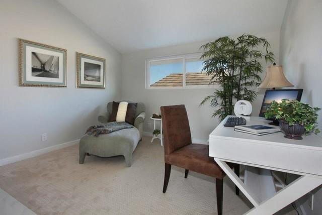 White Cap, Corona Del Mar contemporary-bedroom