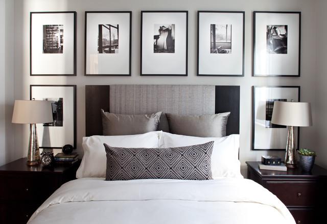 White Rock contemporary-bedroom