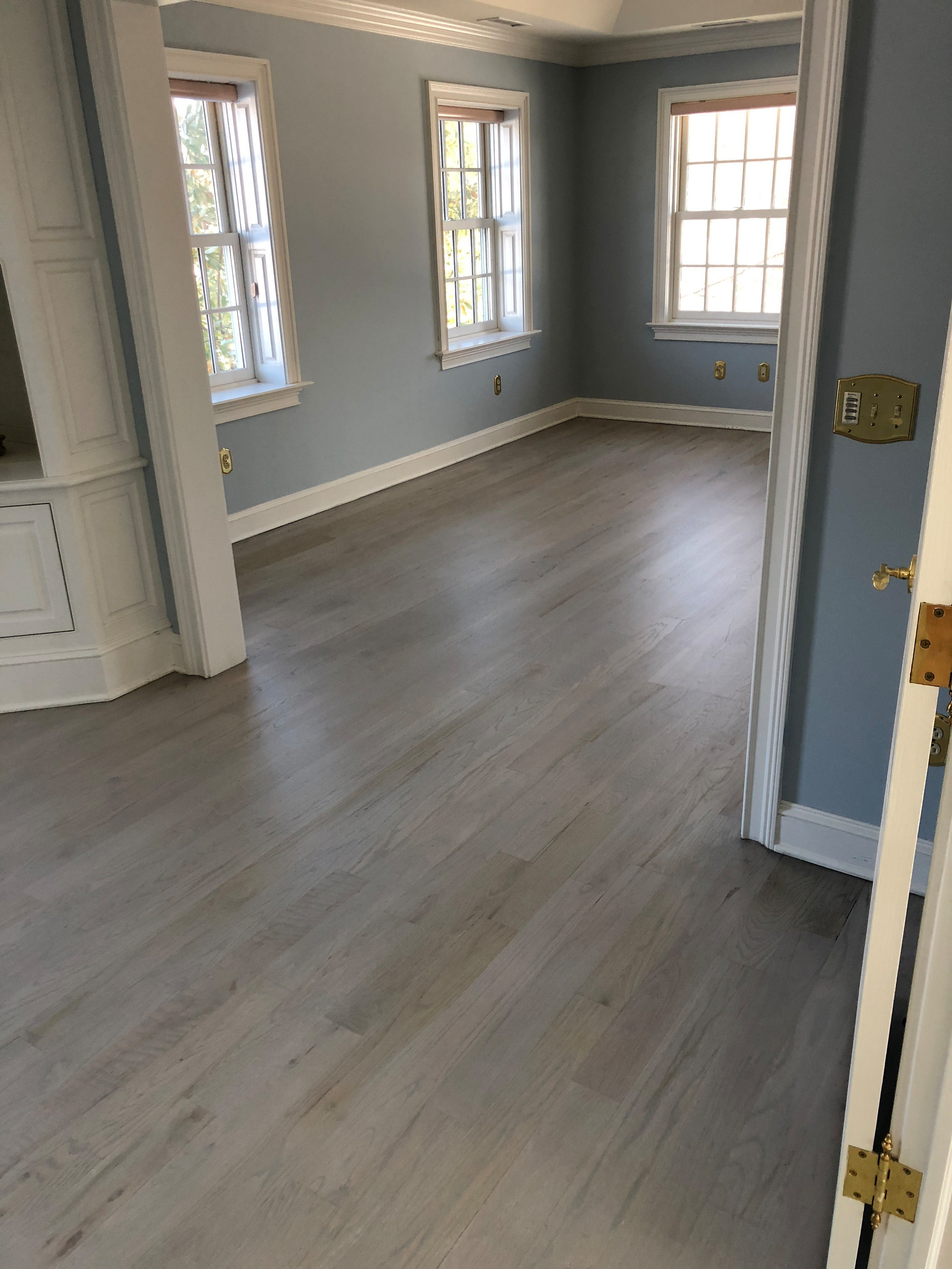 Whitewashed Oak Flooring Houzz