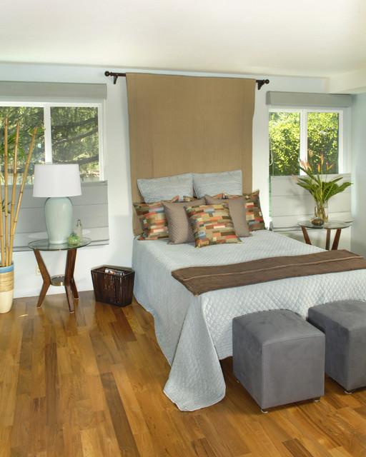 contemporary bedroom by Susan M. Davis