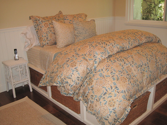 Widder Traditional Bedroom Orange County By