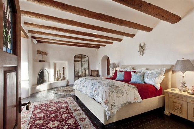Wilderness Gate mediterranean bedroom