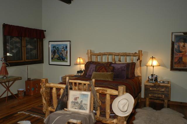 Wildhorse Ranch traditional-bedroom