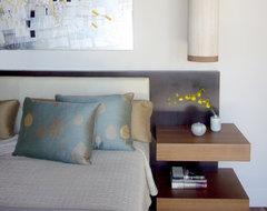 William Hefner Architecture modern-bedroom