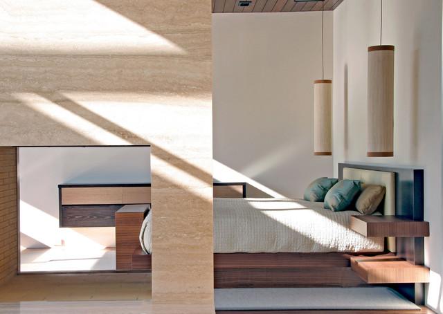 William Hefner Architecture Interiors & Landscape modern-bedroom
