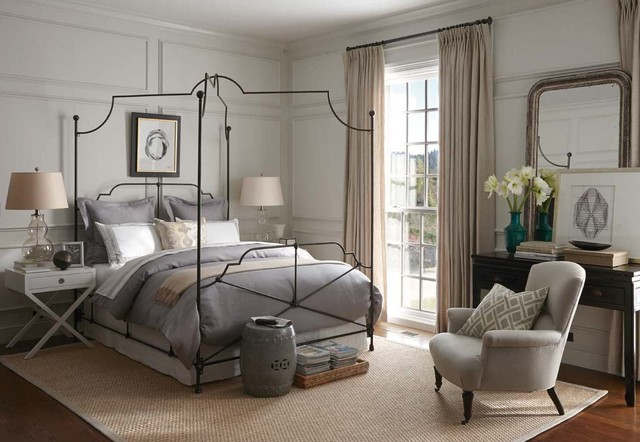 Williams-Sonoma Home traditional-bedroom