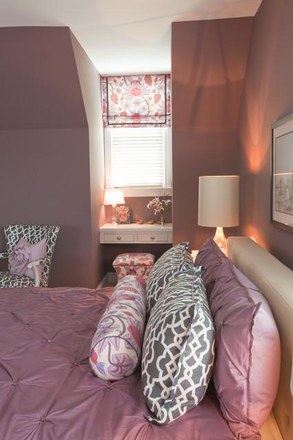 Williamsburg Residence traditional-bedroom