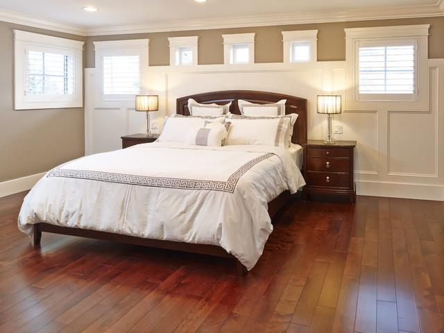 Willingdon Residence transitional-bedroom