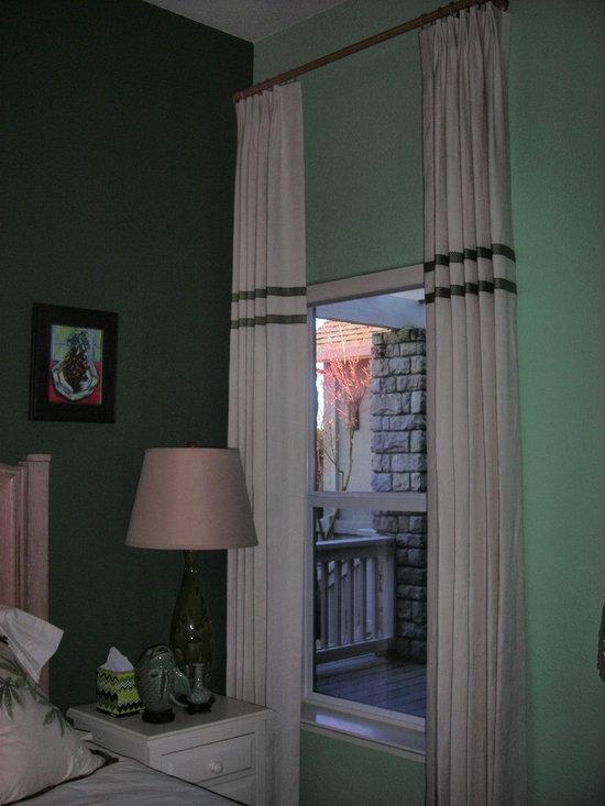 Window Coverings - Jan Rusk designer