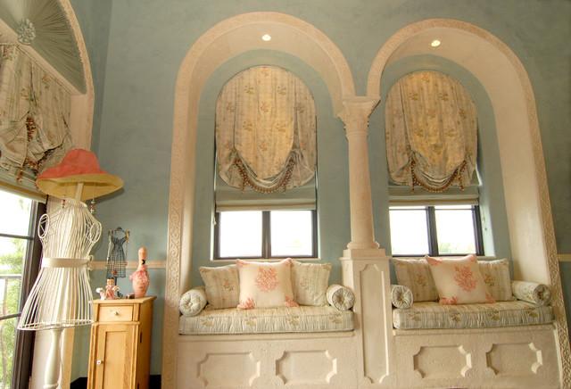 Window Seat contemporary-bedroom