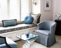 Window Seat in Bedroom traditional-bedroom