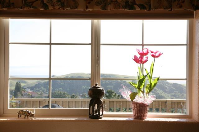 Window styles designs contemporary bedroom los for Bedroom window styles