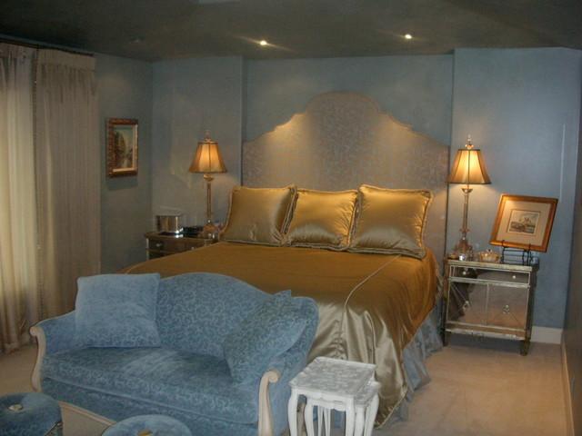 Window Treatments contemporary-bedroom