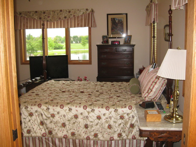 Windows more traditional bedroom other metro by for Accents 3101 salon sioux falls sd