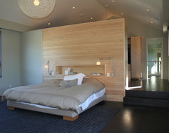 Wine Country Modern contemporary-bedroom