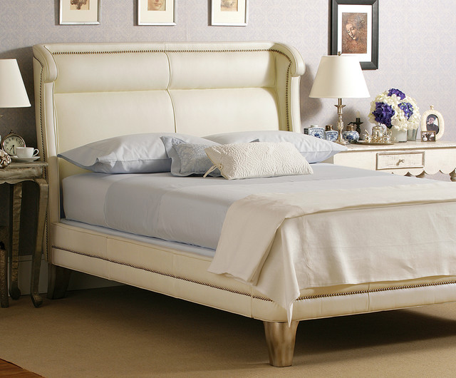 wing bed ultra white traditional bedroom other by charles p rogers beds mattresses. Black Bedroom Furniture Sets. Home Design Ideas