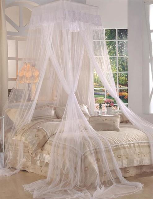 Winsome Whites シャビーシック調-ベッドルーム