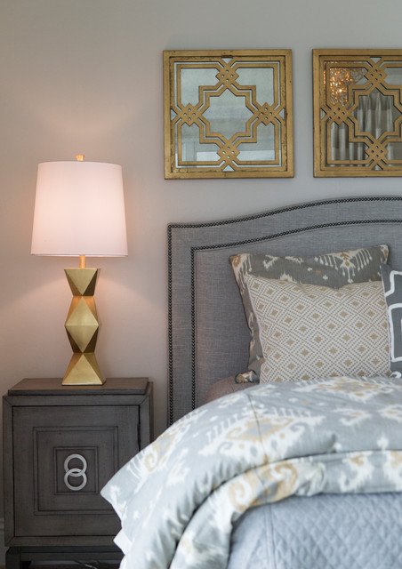 Winterberry Model Guest Bedroom Beach Style Bedroom Other Metro By Robb Stucky