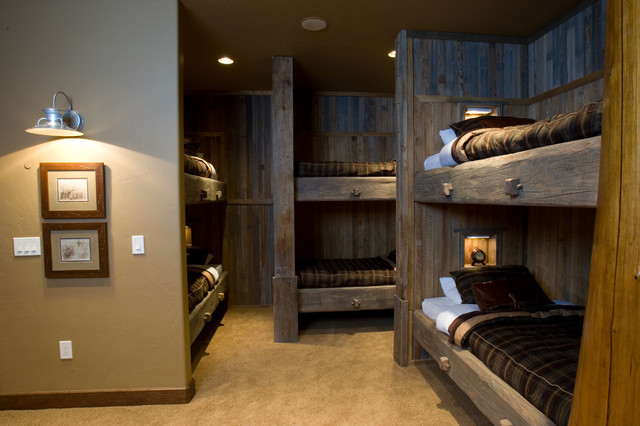 wolfe rock rd. - Traditional - Bedroom - denver - by Rock ...