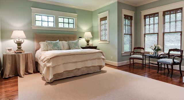 Wolford Built Homes Traditional Bedroom Louisville