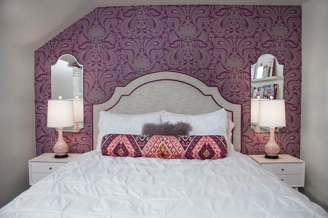 Wooddale contemporary-bedroom
