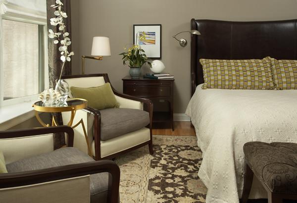 Woodlawn Blvd Master Bedroom 2 transitional-bedroom