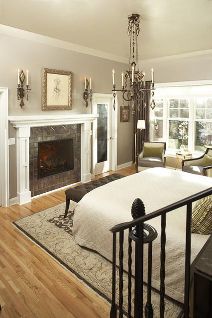 Woodlawn Blvd Master Bedroom 4 transitional-bedroom
