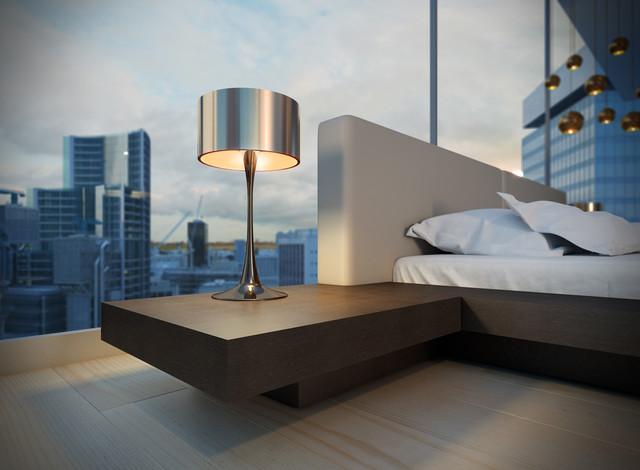 contemporary modern bedroom > pierpointsprings