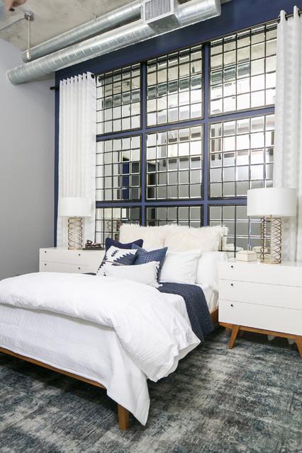 Wynkoop Loft - Industriel - Chambre - Denver - par Earthwood ...