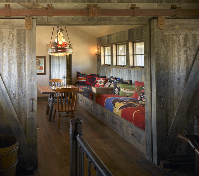 Wyoming Getaway eclectic-bedroom