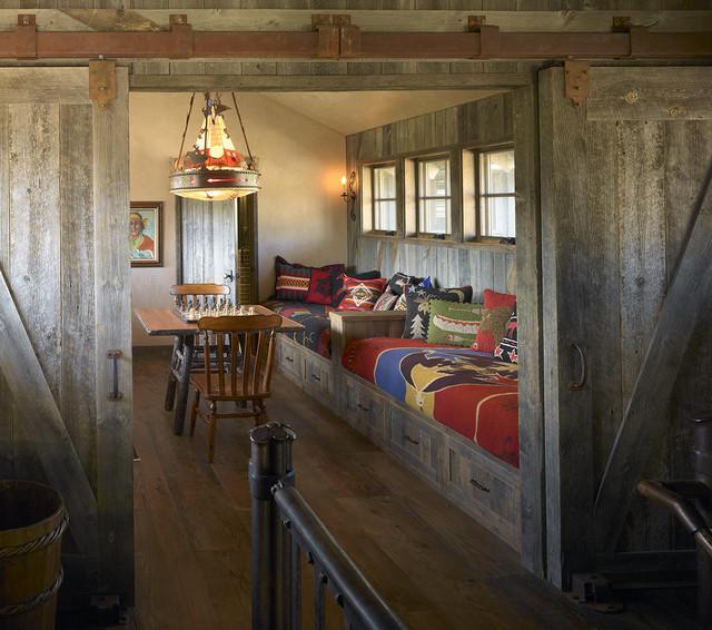 Wyoming Getaway eclectic-bedroom