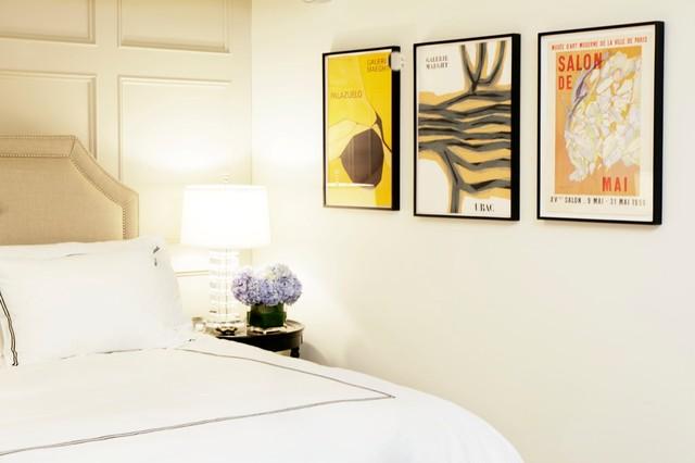 Xebec Loft contemporary-bedroom