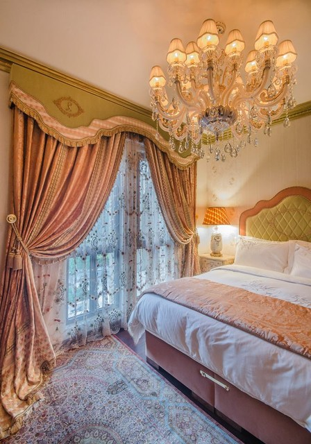 Yansoon 8 Project Traditional Bedroom Other Metro