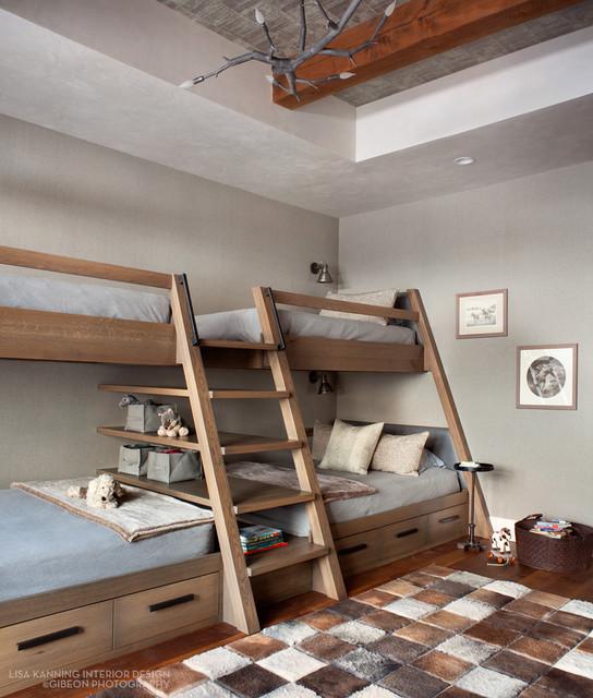 Yellowstone Club III transitional-bedroom