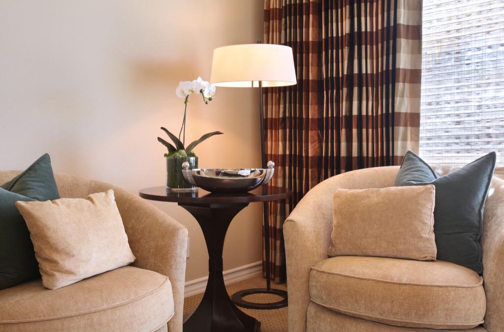 Yorba Linda Master Bedroom Lounge