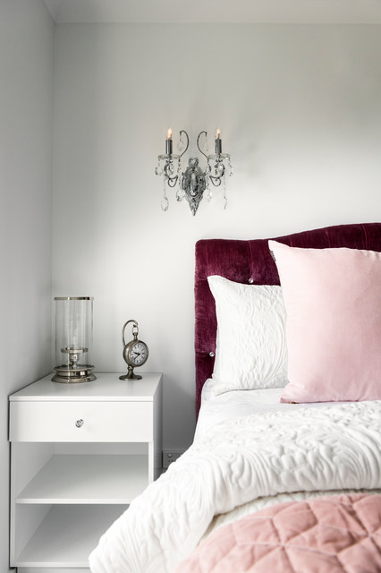Young Female Bedroom Modern Perth By