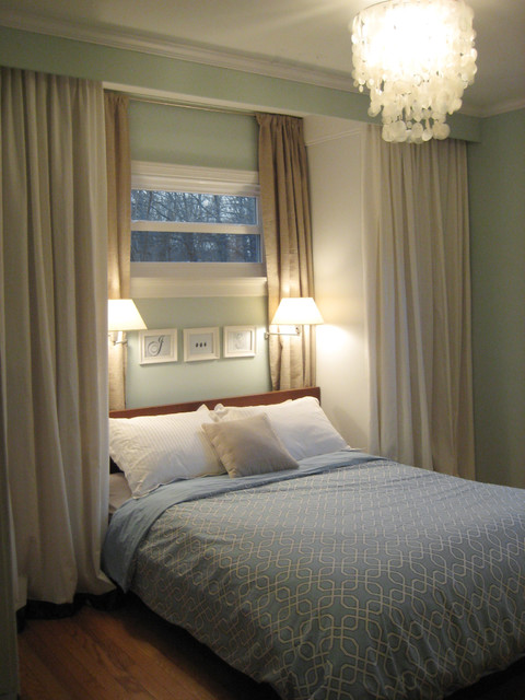 Young house love- Bedroom eclectic-bedroom