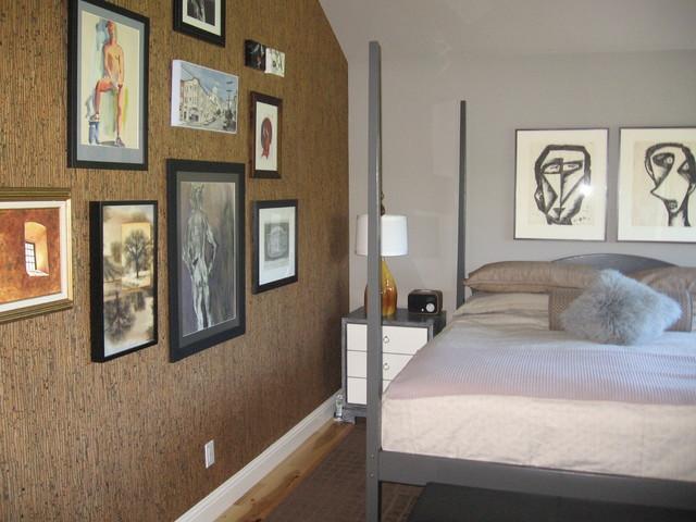 Zen Bedroom contemporary-bedroom