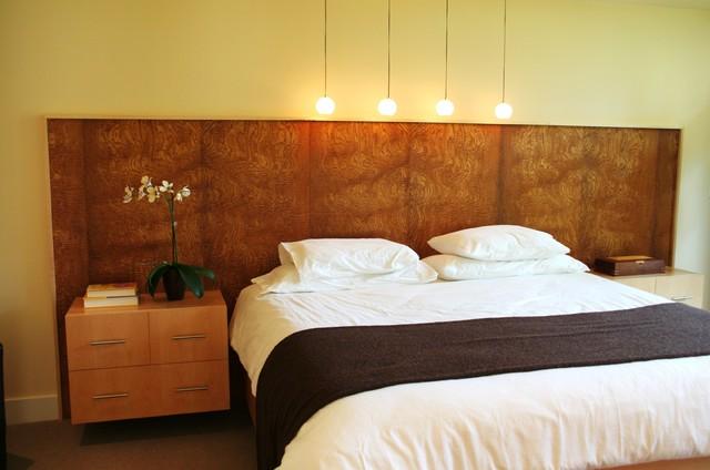 Zen Master Suite modern-bedroom