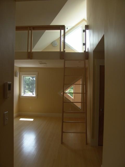 Zuffante House interiors contemporary-bedroom