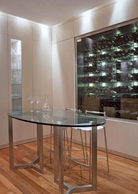 Vinoteca en casa - Diseno de vinotecas ...