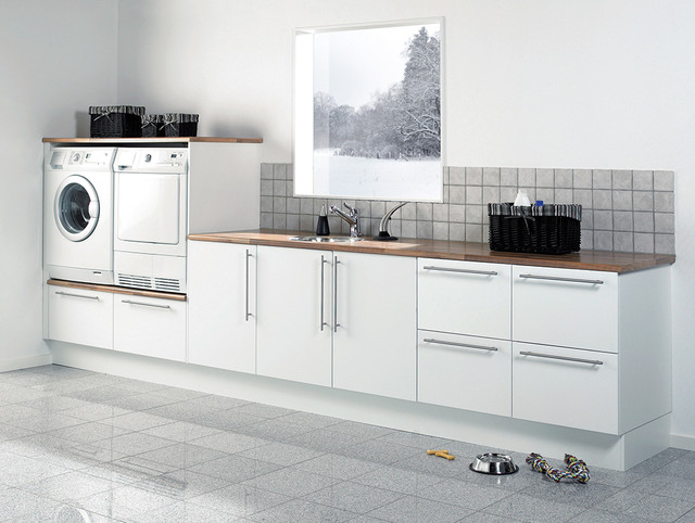 Bryggers   scandinavian   laundry room   other metro   by aubo ...
