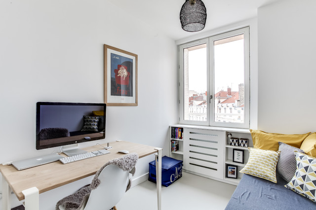 Bureau chambre d appoint scandinave bureau à domicile lyon