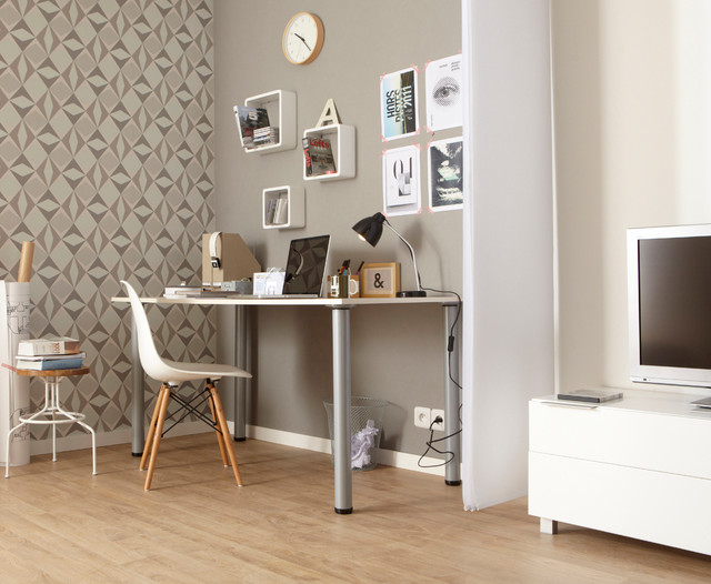 Bureau Contemporary Home Office Library Lille By