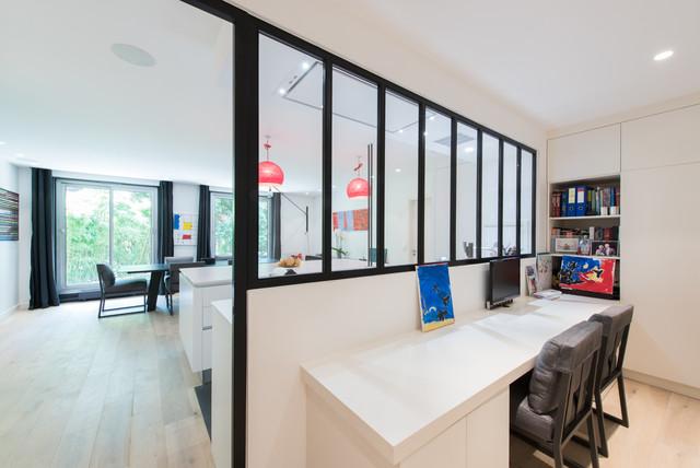 Bureau sur mesure moderne bureau domicile paris for Le bureau moderne