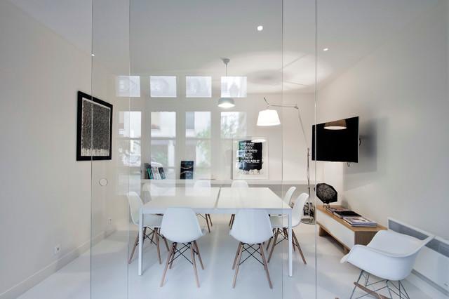 Bureau we make something paris contemporary home office