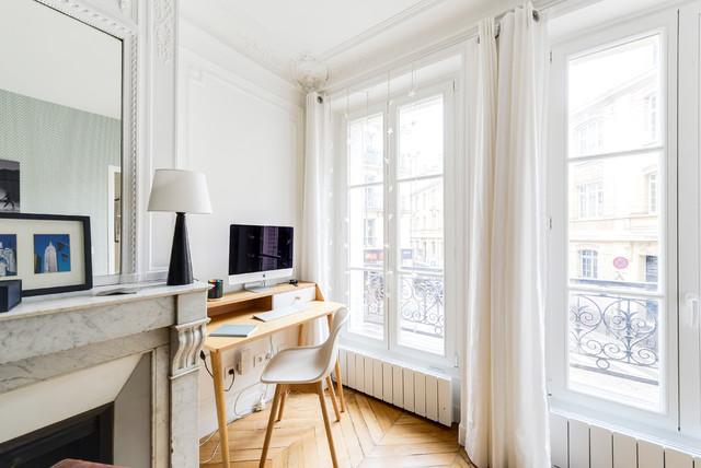 Rénovation Appartement Haussmannien Paris V - Klassisch ...
