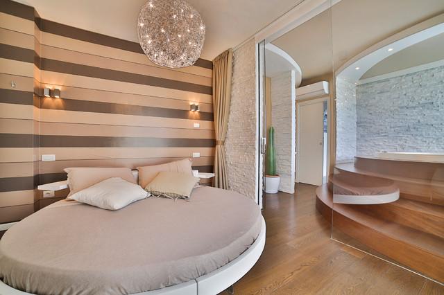Abitare Con Stile Contemporaneo Camera Da Letto Bologna Di Elpim Design Houzz