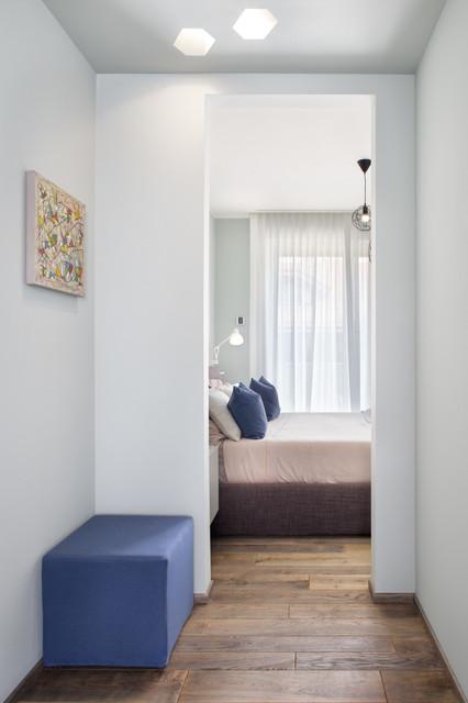 Andrea castrignano happy family contemporaneo camera da letto milano di riccardo gasperoni - Camera da letto milano ...
