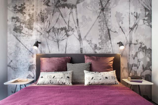 Andrea castrignano minimal underground contemporaneo camera da letto milano di - Camera da letto milano ...